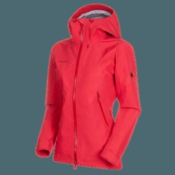 Ridge HS Hooded Jacket Women dragon fruit 3547