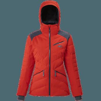 Heiden Stretch Jacket Women FIRE