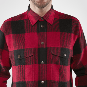Canada Shirt Men Red