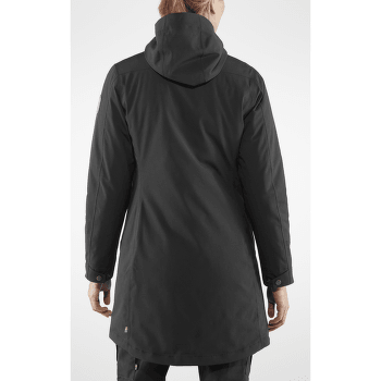 Kiruna 3 in 1 Parka Women Black