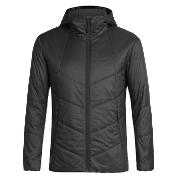 Helix Hooded Jacket Men Black