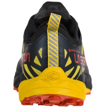 Kaptiva Gtx Black/Yellow 999100