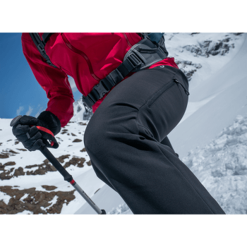 Winter Hiking So Pants Women black 0001