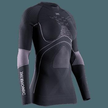 Energy Accumulator 4.0 Shirt Round Neck Women CHARCOAL/MAGNOLIA