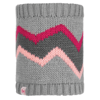 Child Knitted & Polar Neckwarmer Arild GREY CHILD
