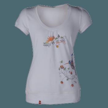 Born to Be T-Shirt Women ecru