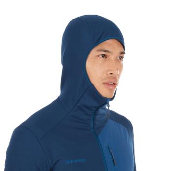Aconcagua Light ML Hooded Jacket Men (1014-00690) poseidon melange