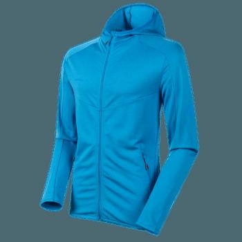 Nair ML Hooded Jacket Men gentian melange 50306