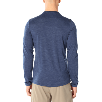 Sphere LS Crewe Men (104569) SERENE BLUE HTHR