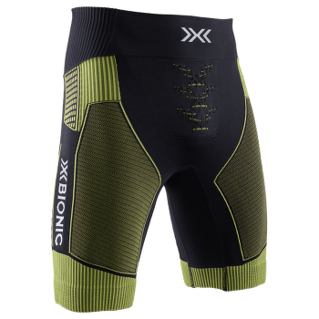 Efektor® G2 Run Shorts Men Black/Acid green