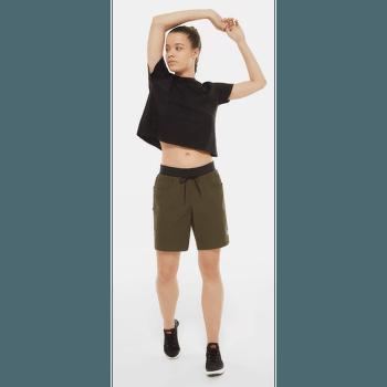 Climb Short Women NEW TAUPE GREEN