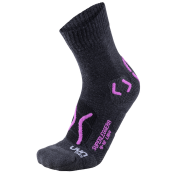 Trekking Superleggera Women Anthracite/Violet