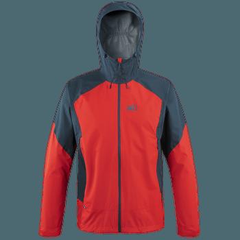 Fitz Roy III Jacket Men ORION BLUE/FIRE