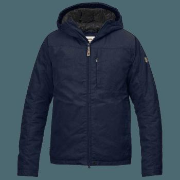 Kiruna Padded Jacket Men Dark Navy
