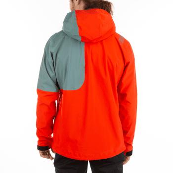 Crizzle Jacket Men Opal/Aquarius