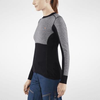 Bergtagen Woolmesh Sweater Women Grey 020