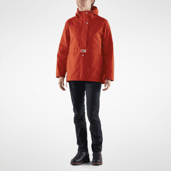Vardag Anorak Women True Red