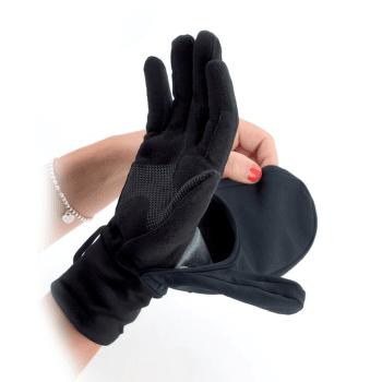 Versatile Light Gloves černá