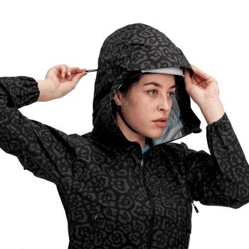 Masao Light HS Hooded Jacket Women black 0001