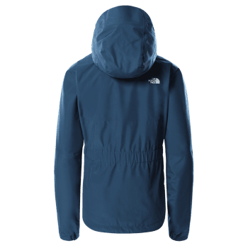 Hikesteller Print Jacket Women MONTEREY BLUE