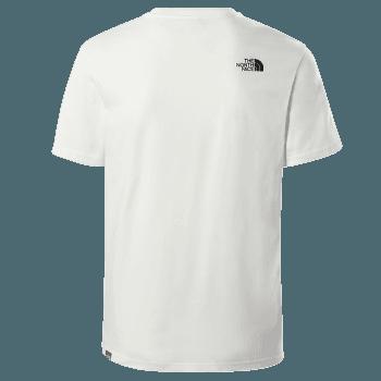 Graphic Tee S/S Men TNF WHITE