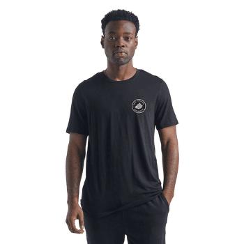 Tech Lite SS Crewe Nomad Forever Men Black