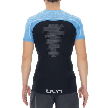Marathon OW Shirt Men Blackboard/Swedish Blue/White