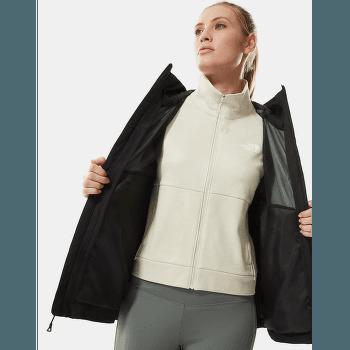 Hikesteller Print Jacket Women TNF BLACK