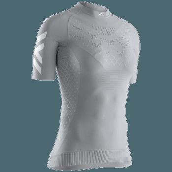 Twyce G2 Rrun Shirt SH SL Women Dolomite Grey/Arctic White