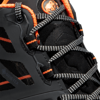 SAENTIS LOW GTX® MEN black-vibrant orange