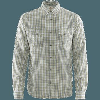 Abisko Cool Shirt LS Men Shark Grey