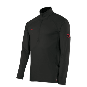 Atacazo Zip Pull Men black 0001