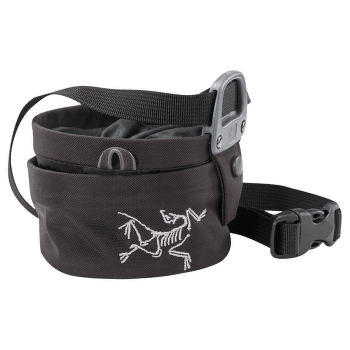 Aperture Chalk Bag (small) Black