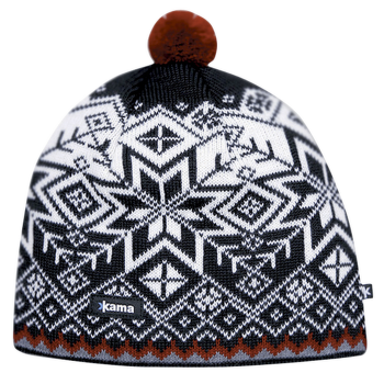 AW41 Windstopper Knitted Hat black