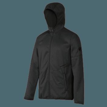 Go Far Hooded Jacket Men graphite mélange 0397