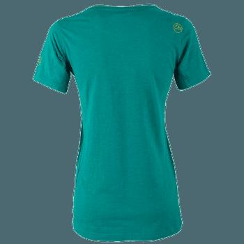 For Laspo Girls T-Shirt Women Emerald