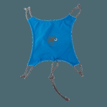 Helmet Holder (2530-00120) cyan 5268