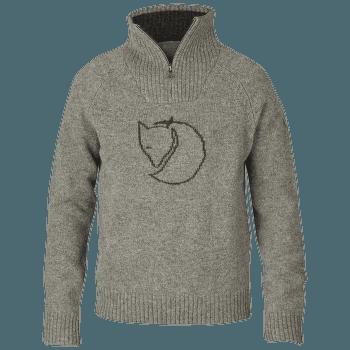 Red Fox Sweater Men Grey 020
