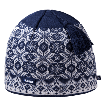 A57 Knitted Hat 108 navy