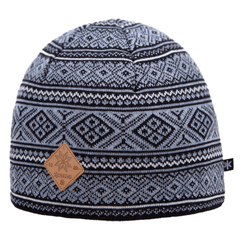 A102 Knitted Hat black