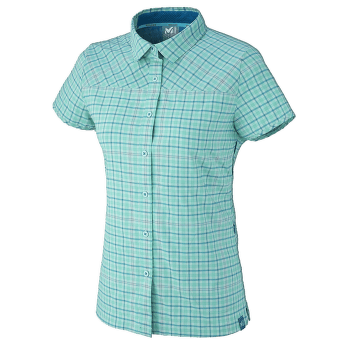 Castle Peak Shirt SS Women POOL BLUE
