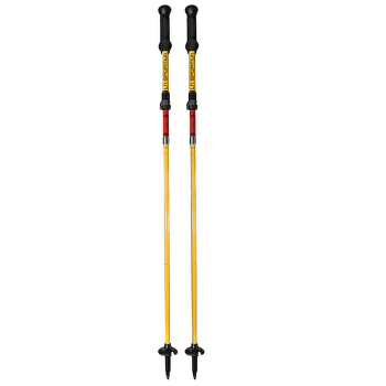 Trail Speed Alu Poles YELLOW