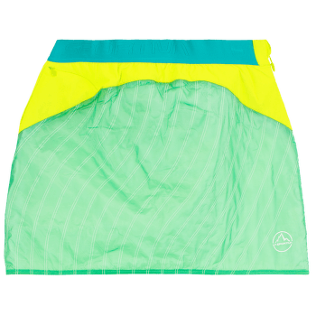 Chrysalis Primaloft Skirt Women Spruce/Apple Green