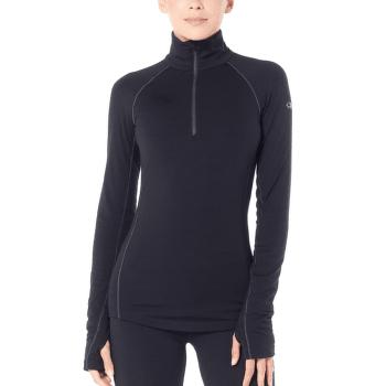 Zone LS Half Zip Women (104425) Mystic/Midnight Navy