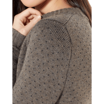 Waypoint Crewe Sweater Women CHAR HTHR