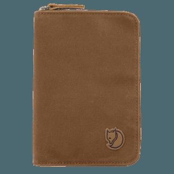 Passport Wallet Chestnut