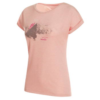Mountain T-Shirt Women candy melange