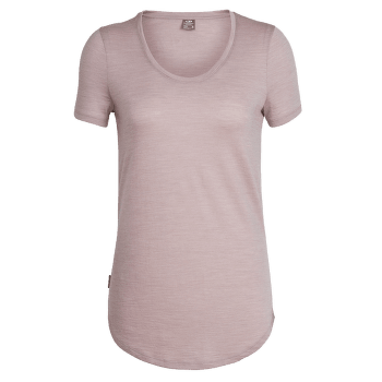 Solace SS Scoop Women DUSK HTHR