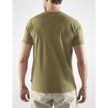 Lägerplats T-Shirt Men Green