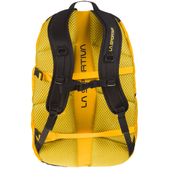 Medium Rope Bag (06L) Black/Yellow